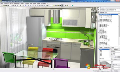 Screenshot KitchenDraw per Windows 7
