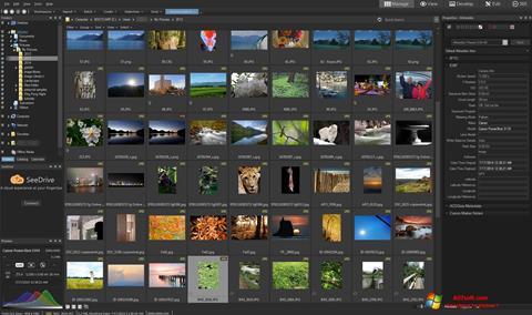 Screenshot ACDSee Pro per Windows 7