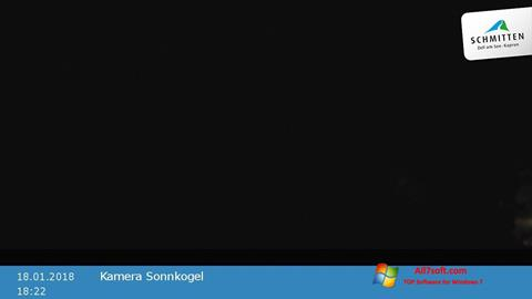 Screenshot Live WebCam per Windows 7
