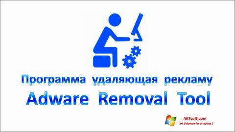 Screenshot Adware Removal Tool per Windows 7