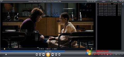 Screenshot Zoom Player per Windows 7