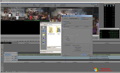 Screenshot Avid Media Composer per Windows 7