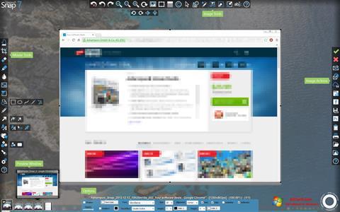 Screenshot Ashampoo Snap per Windows 7
