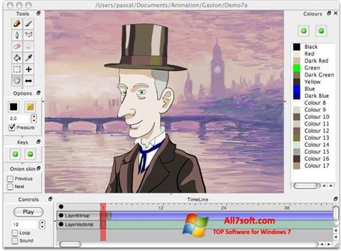 Screenshot Pencil per Windows 7