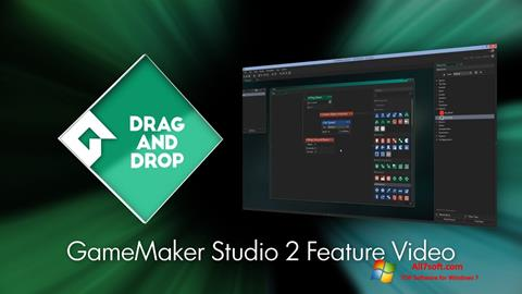 Screenshot Game Maker per Windows 7