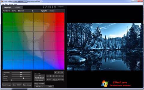 Screenshot 3D LUT Creator per Windows 7