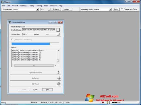 Screenshot Phoenix per Windows 7