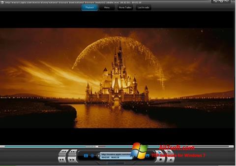 Screenshot Kantaris Media Player per Windows 7