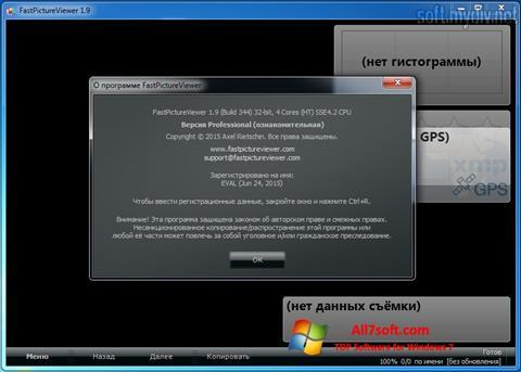 Screenshot FastPictureViewer per Windows 7