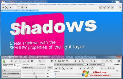 Screenshot BluffTitler per Windows 7